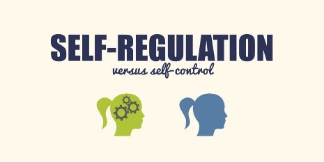 Image: self-regulation vs self-control
