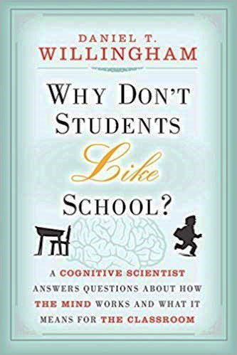 Book Cover: Why Don't Students Like School?