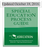 Special Education Process Guide