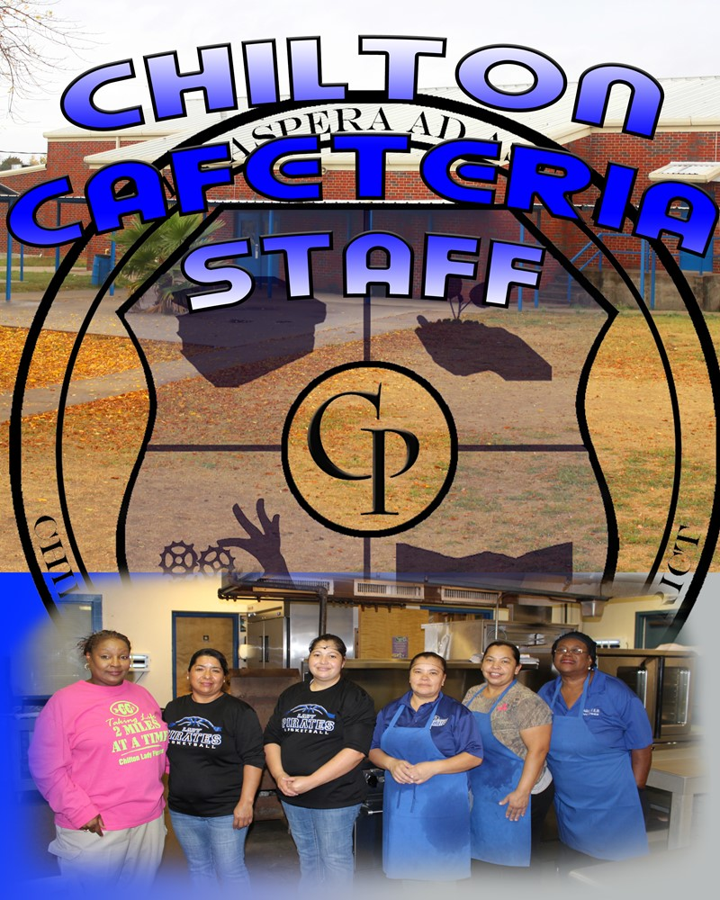 Chilton Cafeteria Staff