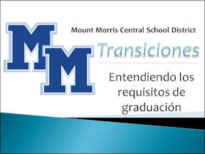 Graduation Requirements Tutorial in Spanish