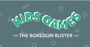 The Boredom Buster - Kids Games