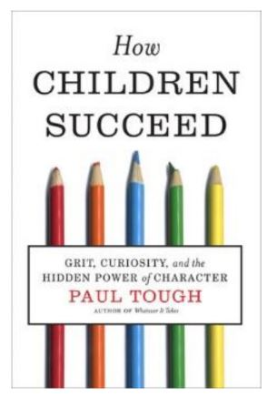 Book Cover: How Children Succeed