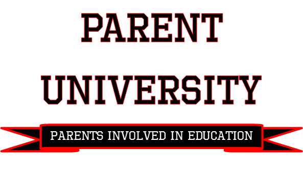 Parent University: Parents involved in educations