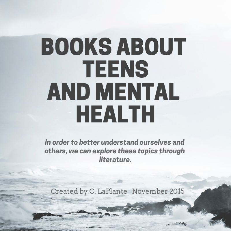 Books about Teens and Mental Health