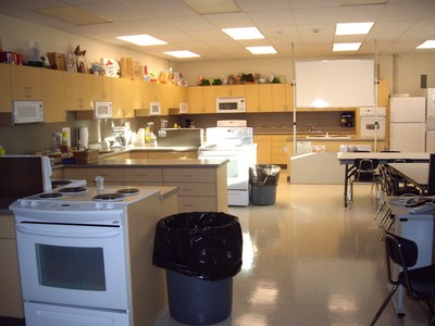 Food/Sewing Lab