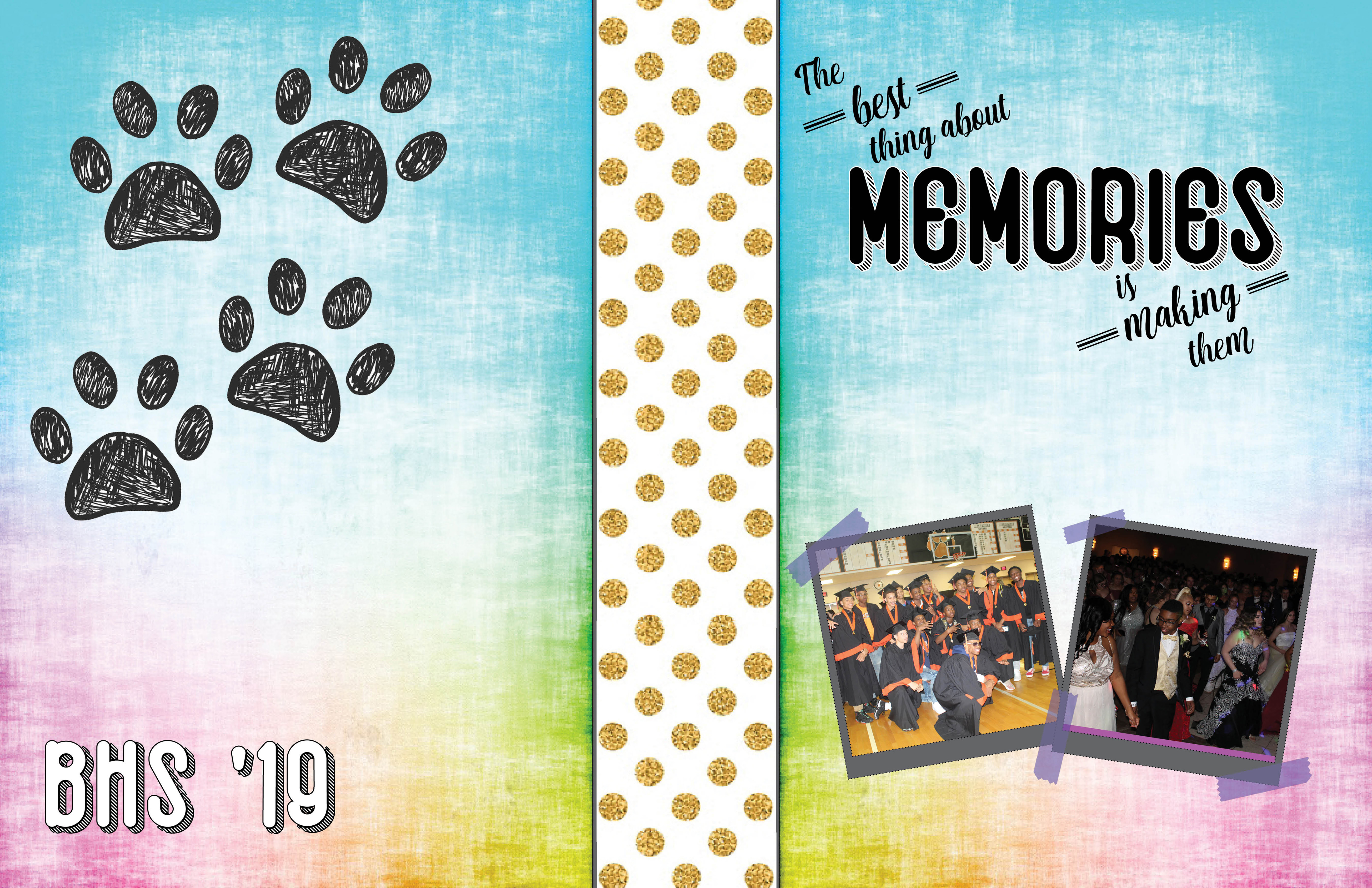 Spring Yearbook 2019