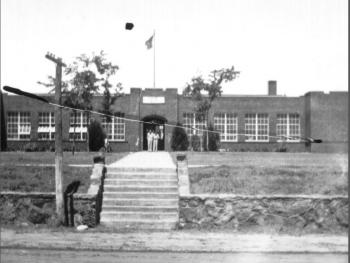 1925 Elmore CitySchool Building
