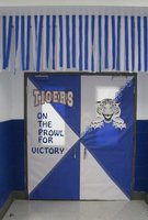 Library Door: Tigers on the prowl for victory