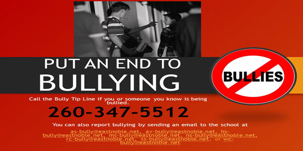 Put an End to Bullying!
