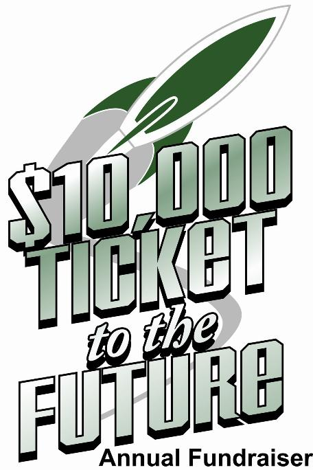 $10,000 Ticket to the Future