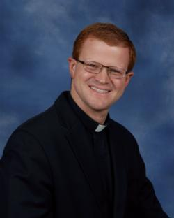Father Jason Freiburger