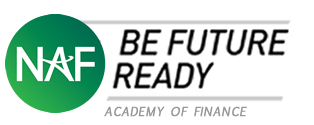 NAF Be Future Ready Academy of Finance logo