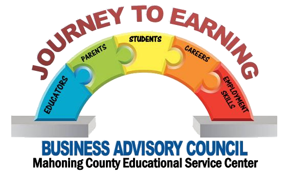 Journey to Earning: Educators. Parents. Students. Careers. Employment Skills: Business Advisory Council: Mahoning County Educational Service Center