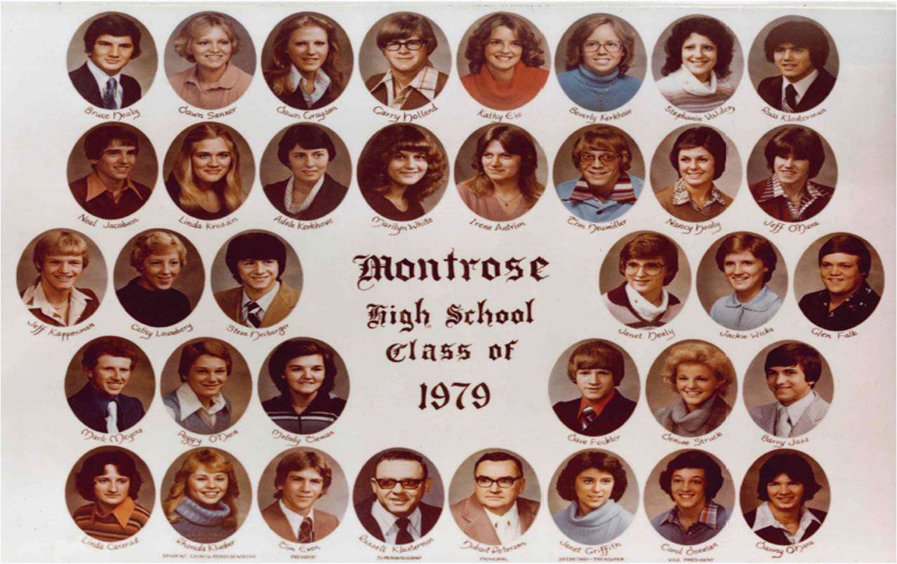 Montrose Class of 1979