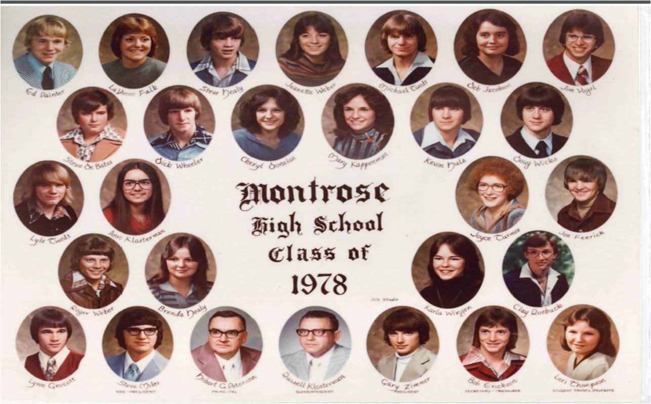 Montrose Class of 1978