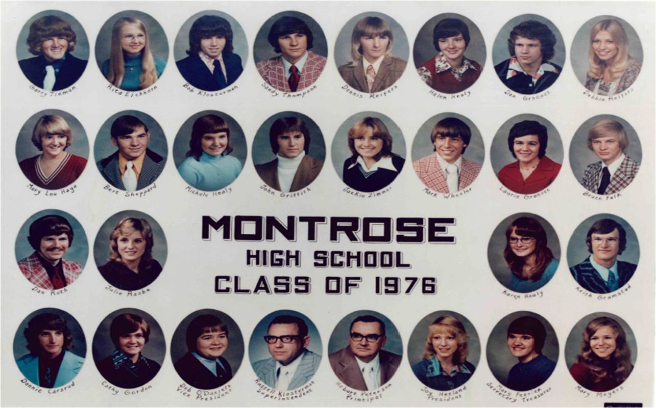 Montrose Class of 1976