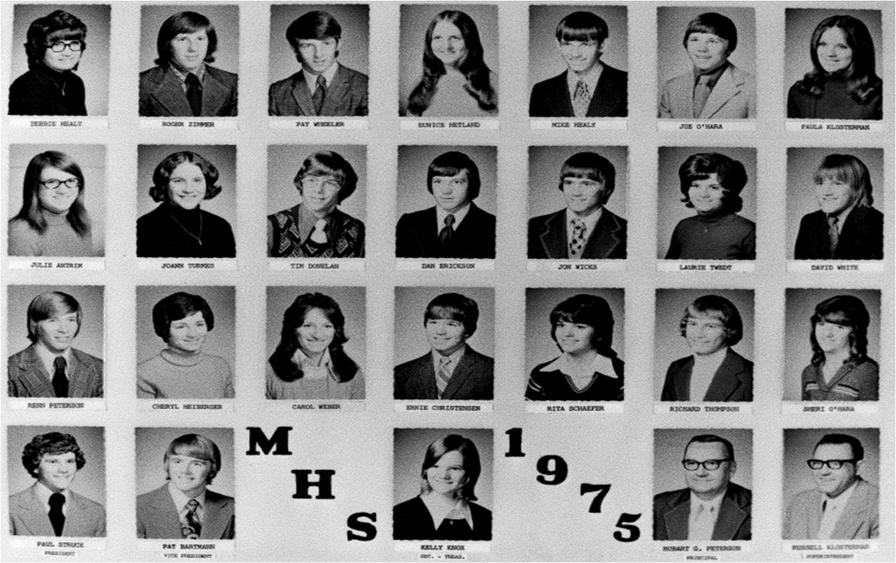 Montrose Class of 1975