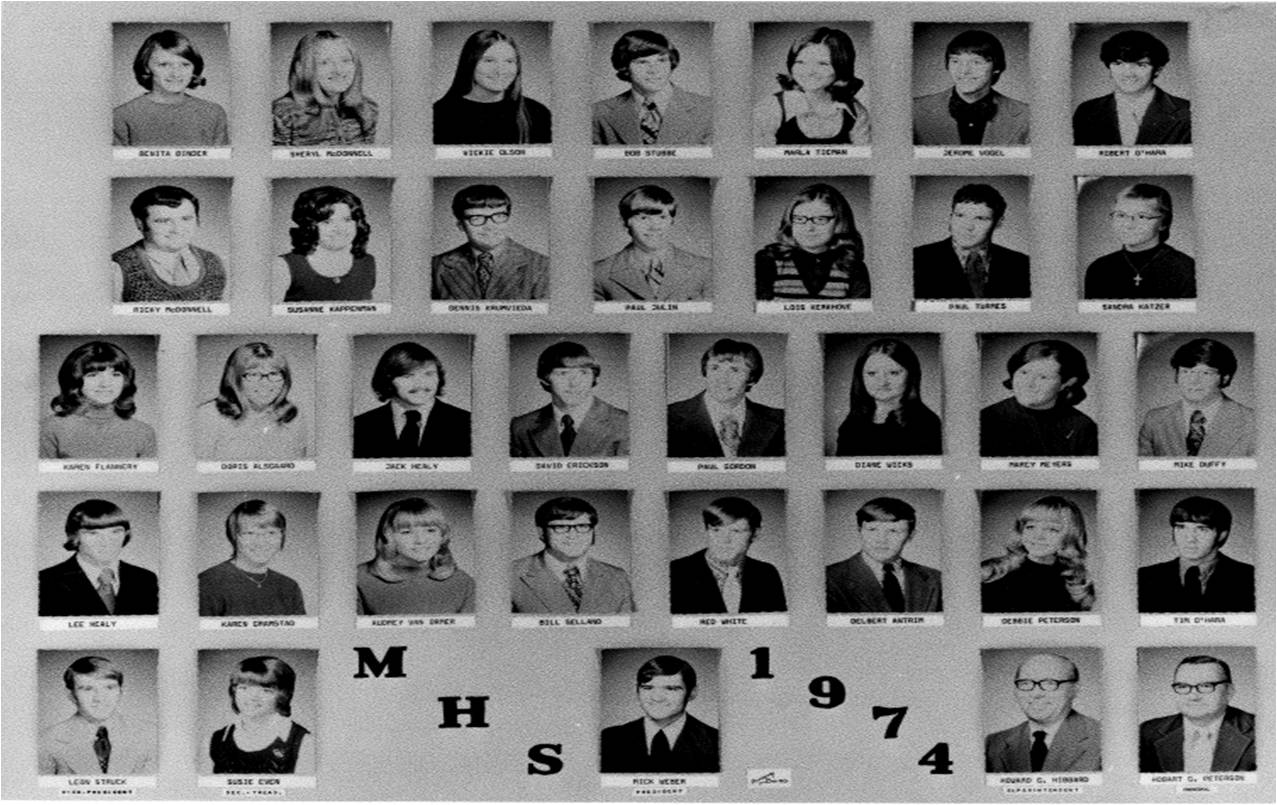 Montrose Class of 1974