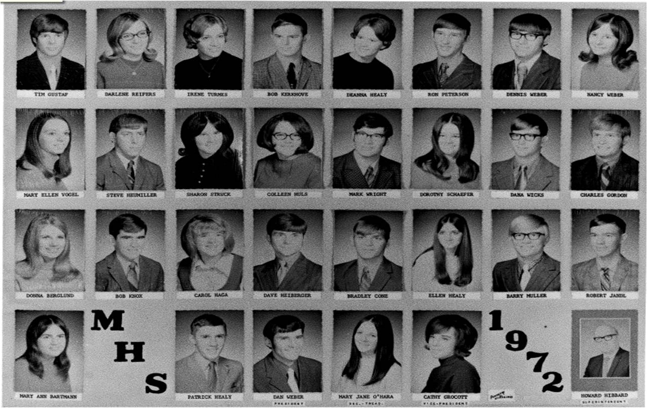 Montrose Class of 1972