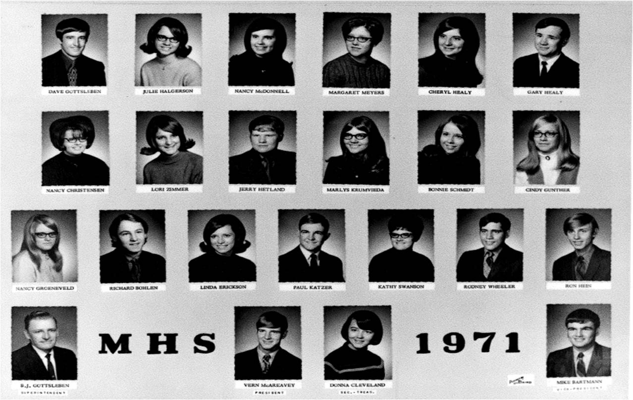 Montrose Class of 1971