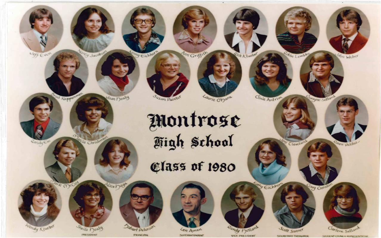 Montrose Class of 1980