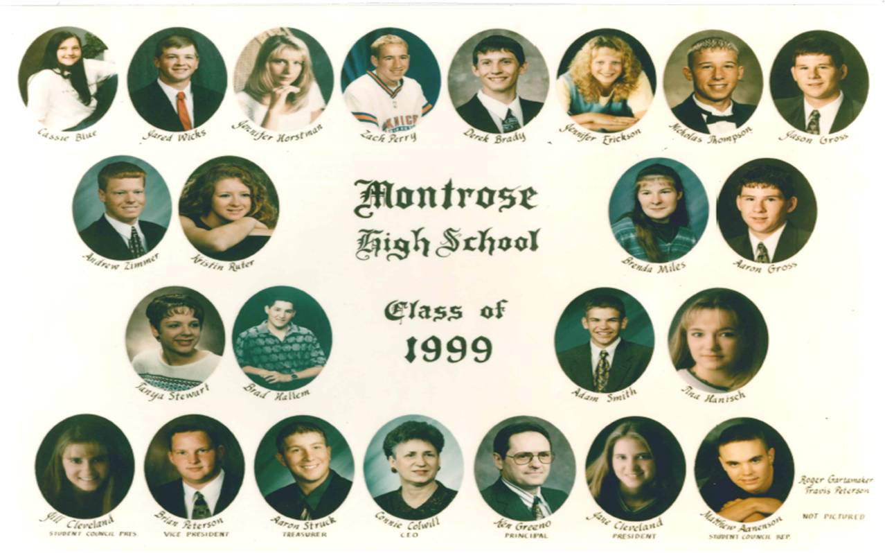Montrose Class of 1999