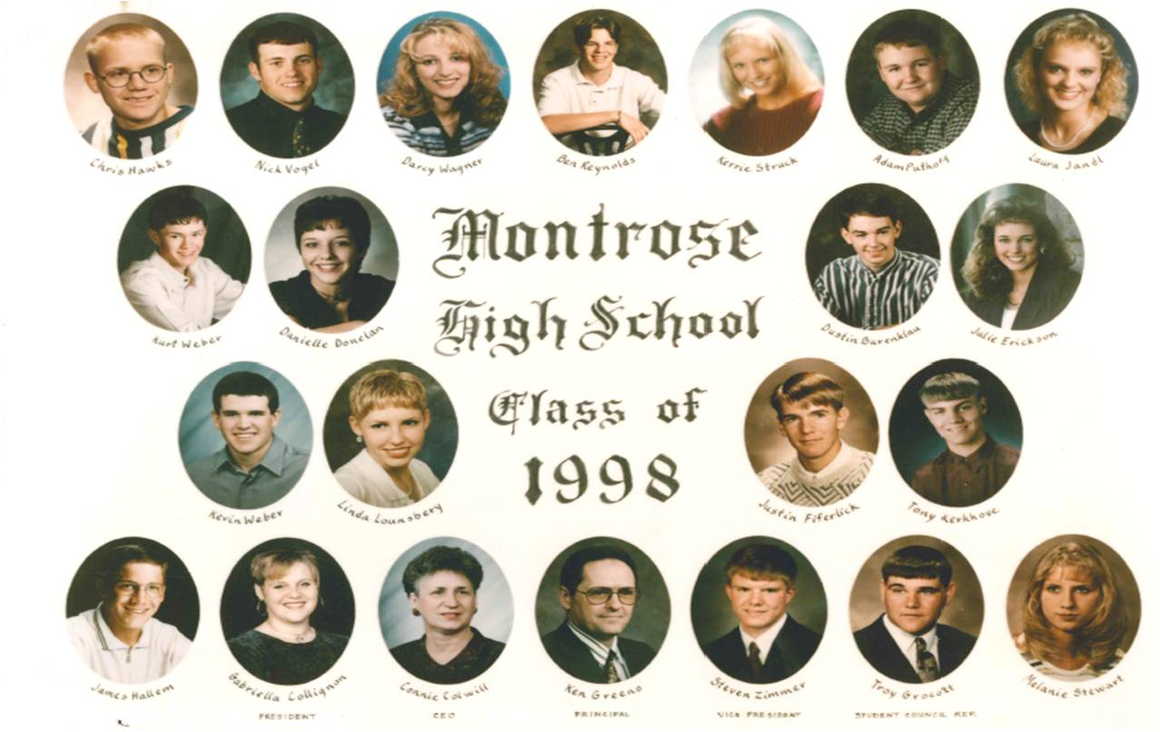 Montrose Class of 1998