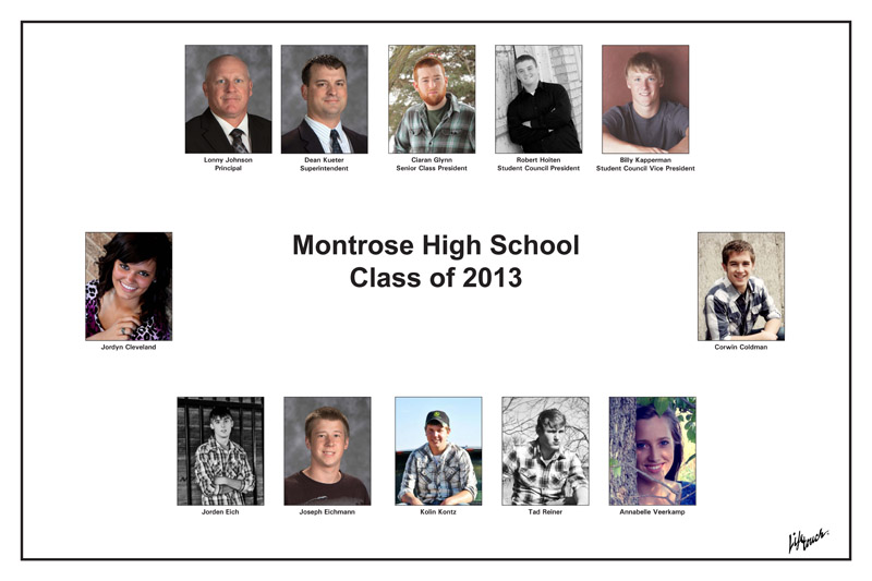 Montrose Class of 2013