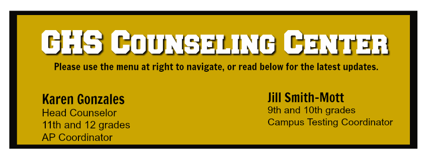 counseling center header