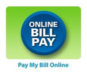Online Bill Pay Pay My Bill Online button