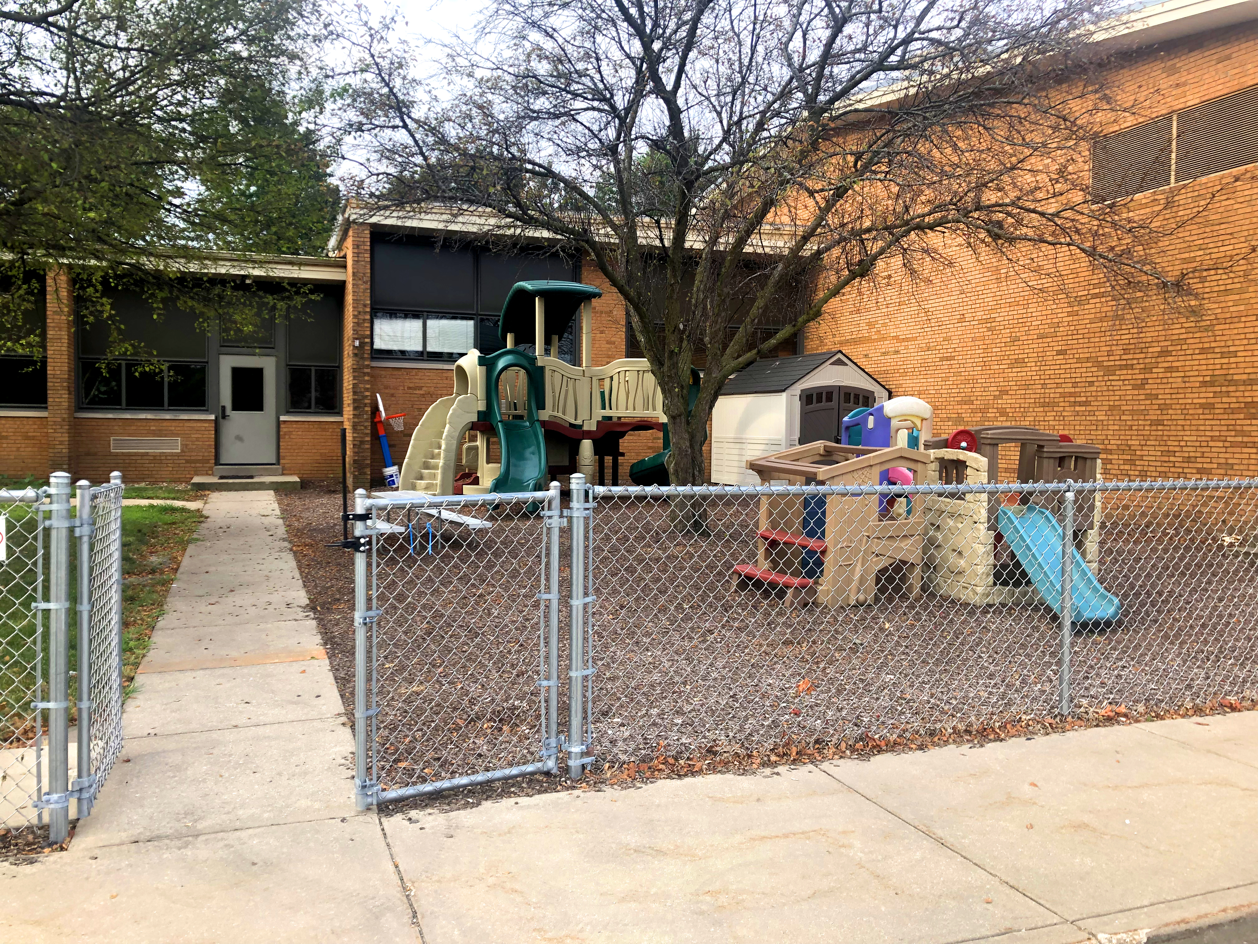 Outside picture of the Annawan Preschool