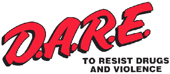 D.A.R.E. to resist drugs and violence