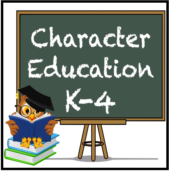 K-4 Character Education