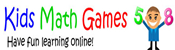 Kids Math Games Website Icon