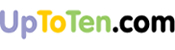 Up to Ten.com Website Icon