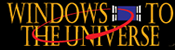 Windows to the Universe Website Icon