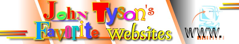 John Tyson Favorite Website Icon