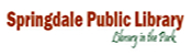 Springdale Public Library Website icon