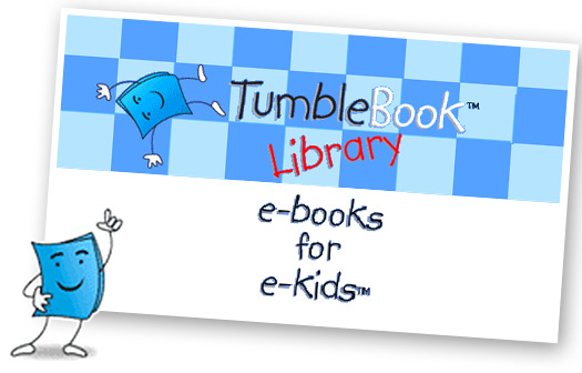 Click here to access the TumbleBook Library