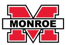 Monroe Hockey logo