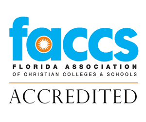 faccs Florida Association of Christian Colleges & Schools Accredited logo