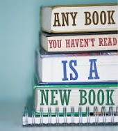 Any Book you haven't read is a new book.