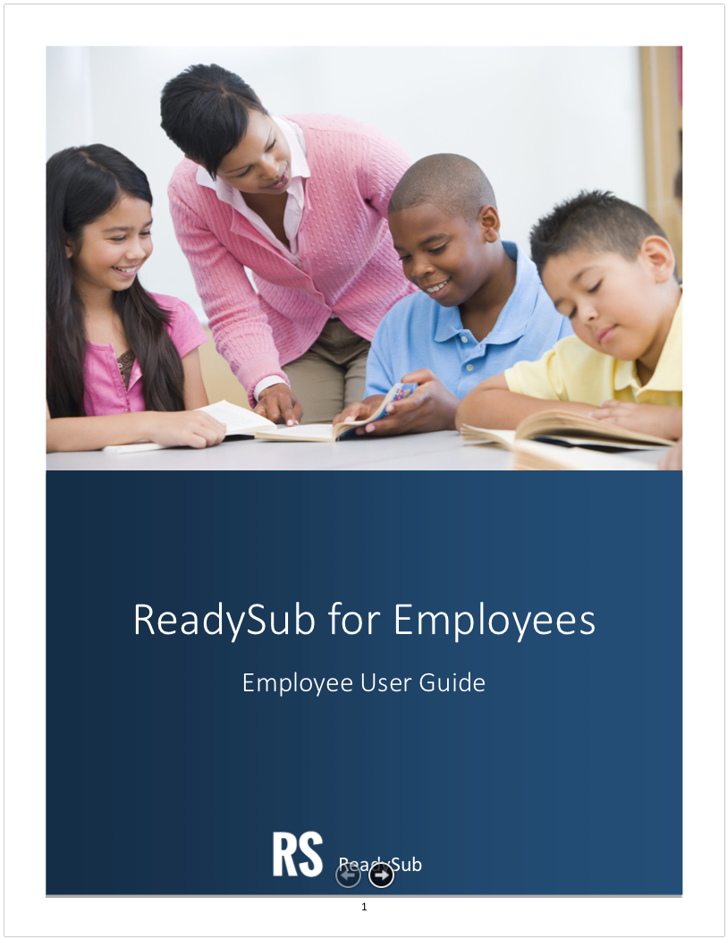 Employee User Guide