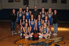 MVHS Lady Jackets team picture