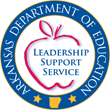 Arkansas Department of Education Leadership Support Service Logo