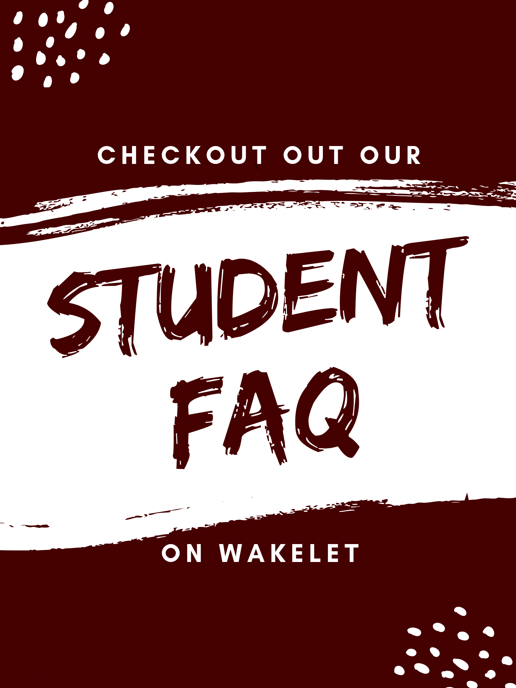 Student FAQ Wakelet Collection
