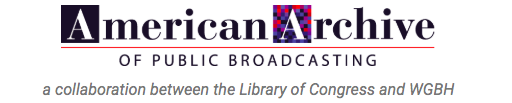 American Archive of Public Broadcasting a collaboration between the Library of Congress and WGBH