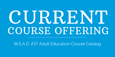 click here for our current course offering