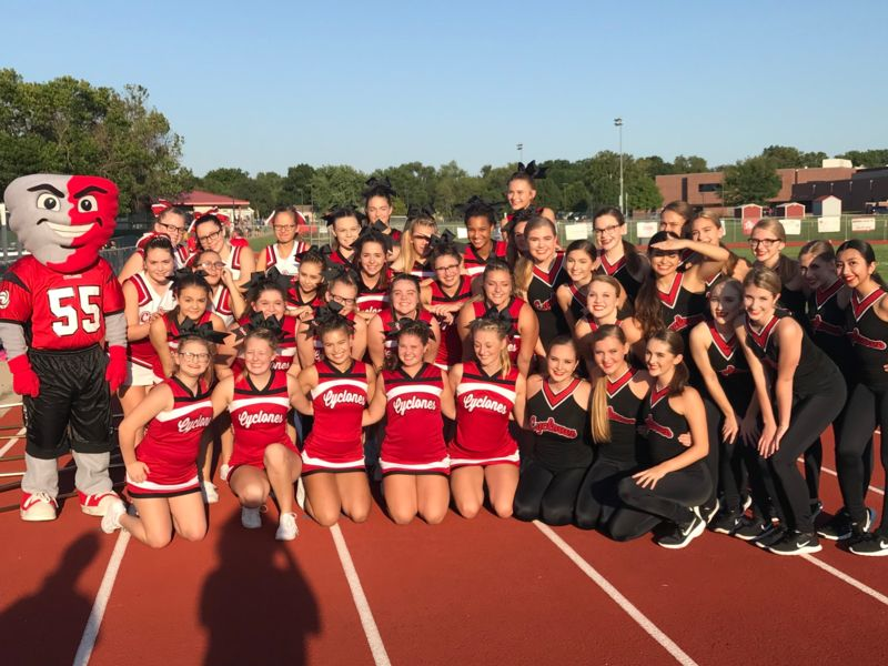OHS Spirit Team 2018-2019